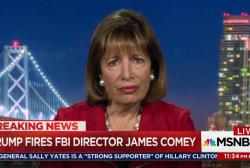 Rep. Jackie Speier: Comey firing is a...