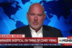 Steve Schmidt: Comey firing an enormous...