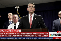 WaPost: Deputy AG threatened to quit over...