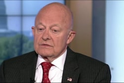 Fmr. DNI Clapper clarifies White House...