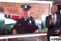 I Gotcha! White Policeman discovers he's...
