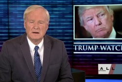 Matthews: Did Nixon ever brag about taping...
