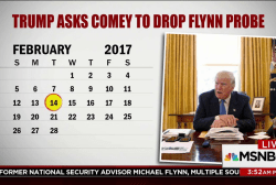 Watch the 5-month timeline of Donald Trump...