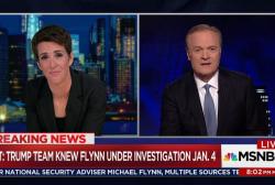 NYT: Trump knew Flynn was under...