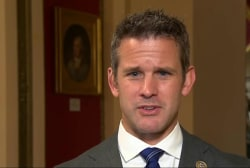 Kinzinger on Russia Probe: 'I Don't See It...