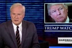 Trump Watch: Denial is the Trump game plan