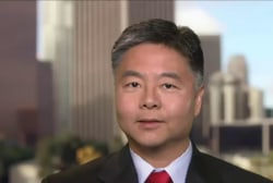 "Lieu: Trump's federal crime ""staring us in..."