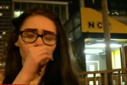 Witnesses Describe Fear After Manchester...