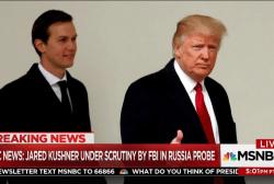FBI probe reaches the president's inner...