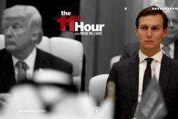 White House doesn't deny Kushner sought...