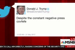 Joe: 'Covfefe' tweet symbolic of a bigger...
