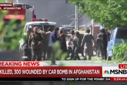 Car bomb in Afghanistan kills 80, wounds...