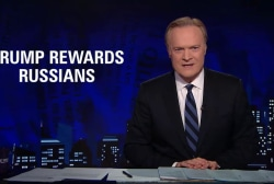 Lawrence: Trump moves to reward the Russians