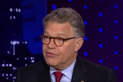 Franken breaks news on addt'l reported...