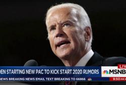 Biden 2020? Fmr. Veep's new PAC kick...