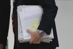 Trump's bodyguard reveals Mattis' phone...