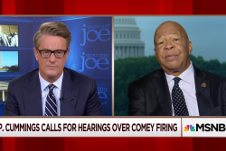 Rep. Elijah Cummings: 'Cannot let one man...
