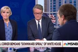 WAPO: Trump shared top secret info with...