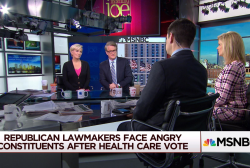 Scarborough calls GOP messaging on health...