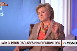 Hillary Clinton reflects on the factors...