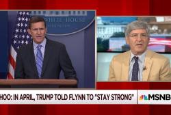 Report: President Trump tells Michael...