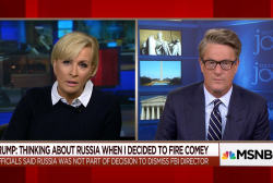 Mika Brzezinski on the WH spectacle: 'It's politics porn'