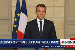 France's Macron to America: 'Make our...