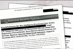 Woman Charged With Leaking Top-Secret NSA Doc