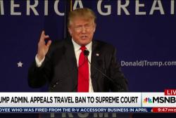 Trump ranting corrodes executive credibility