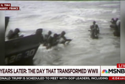 Morning Joe remembers D-Day landings
