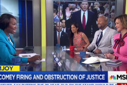 Trump: Very close to obstruction charges?