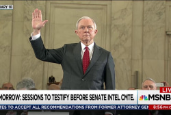 Can Sessions explain removal of US attorneys?