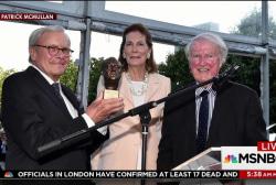 Tom Brokaw receives lifetime achievement...