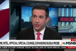 Ari Melber: Everything has changed for Trump