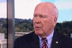 Leahy: Trump Knows 'Nothing About Cuba'