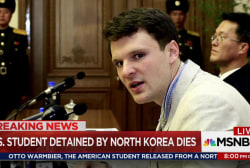 US student, former North Korea captive dies