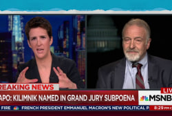 Newly reported subpoena shows shape of probe