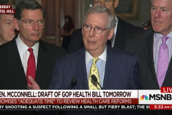 Republicans criticize own party over...