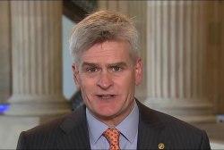 'I don't like the process': GOP senator on...