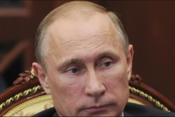 Putin power in Russia exaggerated, says...