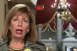 Speier: DNC Caught in 'He Said-She Said'...