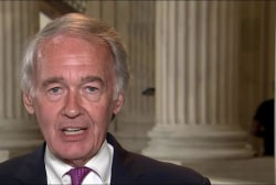 Markey: Trump 'Can't Stop' Demeaning the...