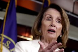 Dems divided over Pelosi remaining on as...