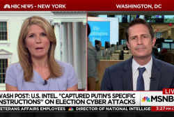 WaPo: US intel 'captured Putin's specific...