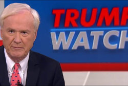 Matthews: If Washington is a swamp, Trump...
