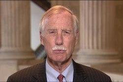 'It's not good news,' senator says of...