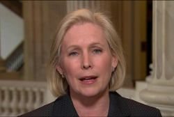 Gillibrand on health care fight: 'This is...