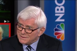 Phil Donahue On Media: 'Don't Be So...