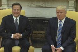 Trump: 'I think we did a good job' on the...
