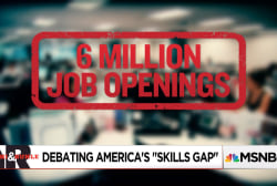 """Do U.S. workers have a """"Skills Gap"""" problem?"""